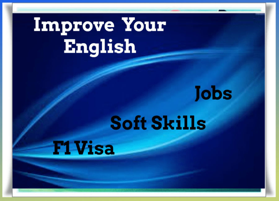 Improve English Skills Jobs Soft Skills F1 Visa
