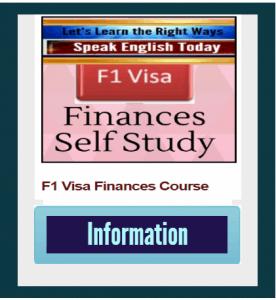 f1 visa self study pikt