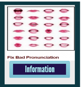 fix bad pronunciation course