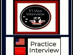 f1 visa practice interview course