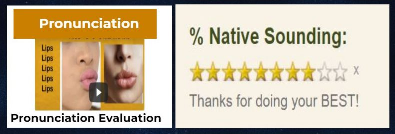 Star Rating 1 - 10 How Much do you sound like a Native English Speaker?