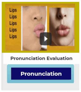 Pronunciation Evaluation