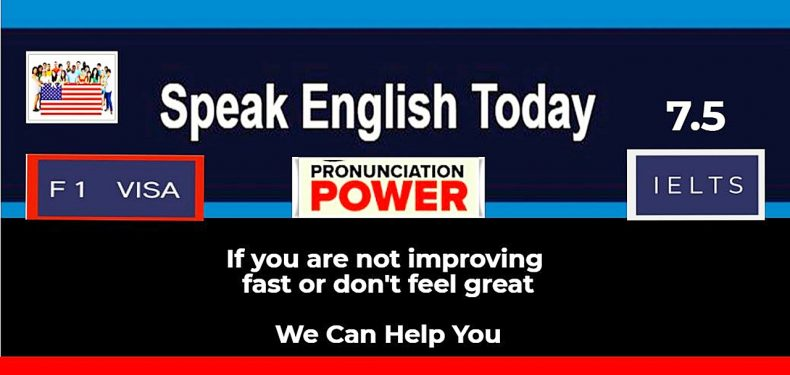banner we canhelp you for speak english today website