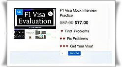 MKT F1 Visa Practice Product