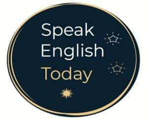 speak english today logo round