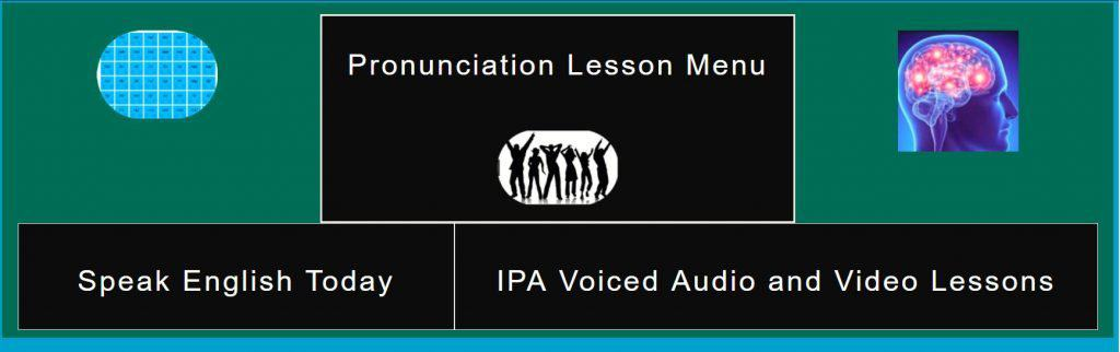 IPA voiced Sound Lesson Header Pic
