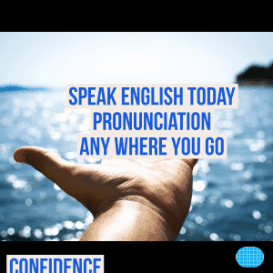 speakenglishtoday pronunciation any where you go logo