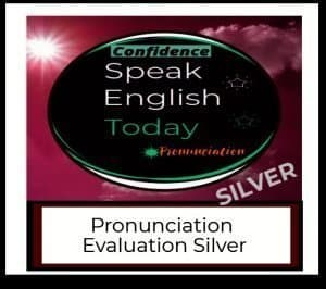 pronunciation evaluation silver