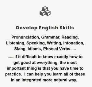 developing skills in english
