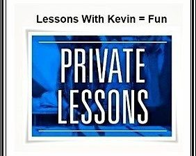 lessons with Kevin are fun