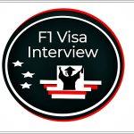 f1 visa interview logo