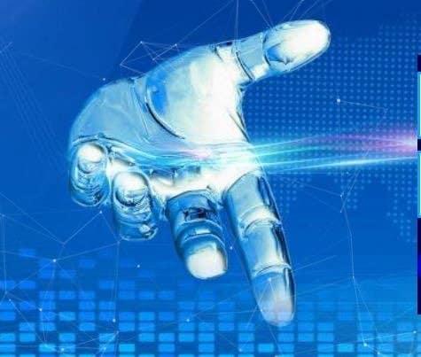 hand futuristic