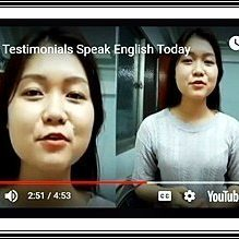 Trang TA testimonial