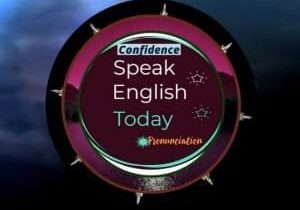speak English today logo red blue gradient background